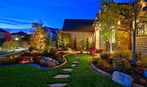 庭院景观设计小品