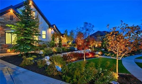 庭院景观亮化设计